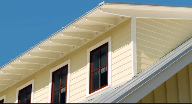 Exterior house trim 1